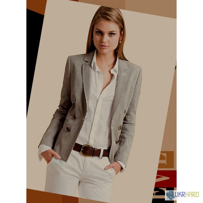 Как самой сшить модный пиджак 98