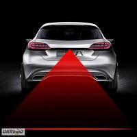 Лазерный противотуманный стоп фонарь, Car Laser