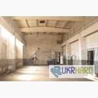 Производственное помещение, склад, зернохранилище, гараж 1000 м2