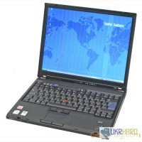 Ноутбук IBM ThinkPad T60