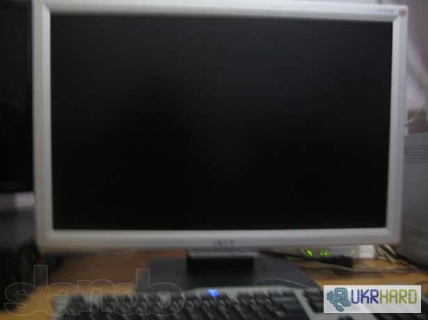 Acer AL2416W24, размер экрана 24 дюйма, в идеальном состоянии.
