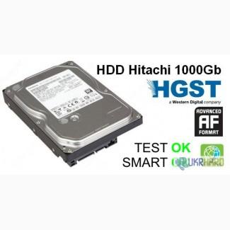 Жесткий диск, HDD Hitachi 1000Gb, 32Mb, 7200, SATA III