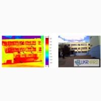 Энергоаудит предприятий, зданий (термосанация), термография, тепловизор