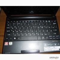Нерабочий нетбук Acer Аspire One 522