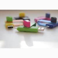 Флешка USB 32Gb 2 в 1 USB+OTG Много цветов USB-флеш накопитель 32 Гб Оригинальная флешка