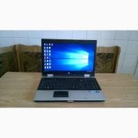 HP EliteBook 8540p, 15, 6 (1600x900), i7-620M, Nvidia 5100M 1GB, 8GB, 500GB, ліц.Windows