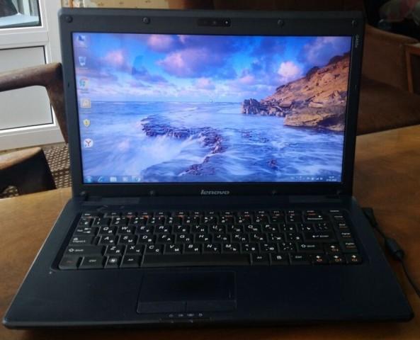 Фото 3. Игровой ноутбук Lenovo G460 (танки, дота)