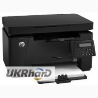 МФУ HP LaserJet Pro MFP M125nw (лазерный принтер, сканер, копир хп м125нв)