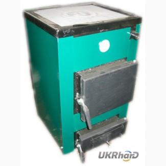 Котел твердотопливный Максим 12 кВт