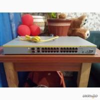 Коммутатор (switch) Allied Telesis AT-8000S 24-ports 10/100Mbit