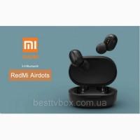 Xiaomi Redmi AirDots - беспроводные TWS наушники по супер низкой цене