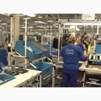 Работа в Чехии. Рабочие на автозавод, производство текстиль и пр