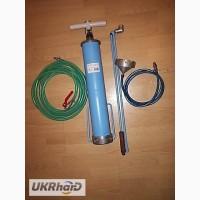 Ручной краскопульт малярный УЛИГ, КРДП-4, СО-20 для побелки мелом и известью