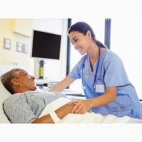 Работа в Чехии. Медсестра в соц. учреждения Чехии без знания языка