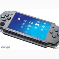 Продам игровую приставку Sony PSP Slim Black 3008