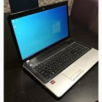Большой игровой ноутбук eMachines E730G в отличном состоянии