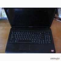 Нерабочий ноутбук Lenovo IdeaPad G555 на запчасти