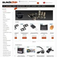 Радіодеталі та модулі інтернет-магазин Black Chip
