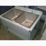 Продам моечные ванны сварные из нержавеющей стали в ресторан, кафе, общепит