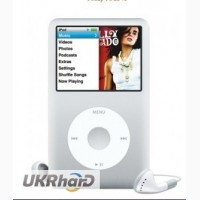 Apple ipod classic 160gb silver бу