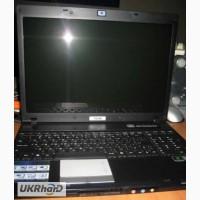 Продаю ноутбук MSI M677 на запчасти
