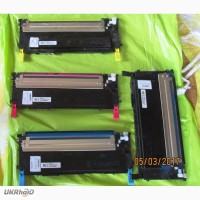 Картриджи для цветного лазерного принтера CLP-310