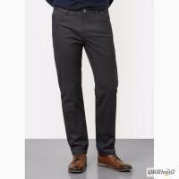 Мужские черные зауженные брюки Ostin (размер 32)