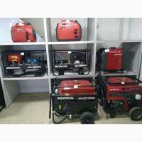 Honda мини электростанции, генераторы Хонда