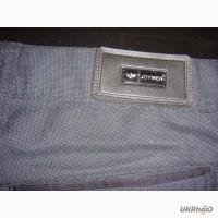 Штаны (брюки) JOX (32) черные, зауженные