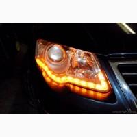 Установка ксенонового света в фары автомобиля
