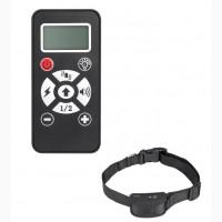 Электронный дрессировочный ошейник для собак, водонепроницаемый, аккумуляторный и ЖКэкрано