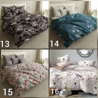 Комплект постельного белья оптом и в розницу из ранфорса
