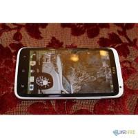 Продам мобильный телефон HTC One X 16Gb в Донецке б/у в хорошем состоянии с разбитым стек