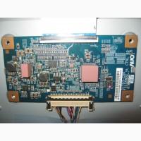 Плата T-CON 31T03-C00 T315XW02 телевизора 32