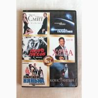 DVD диск фильмы 6 в 1