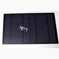 Солнечная панель 10 Вт, 12V 0.85A 10W Solar panel