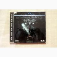 DVD диск фильм Изгоняющий дьявола IV: Начало