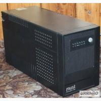 Источник бесперебойного питания ИБП Mustek 1500 ВА / 900 Вт - без батарей