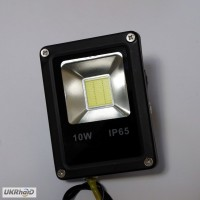 Прожектор 10W 1200Lm 10V 30V Светодиодный Slim влагозащищенный
