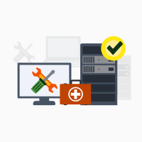 Настройка ПК, ноутбуков и серверов