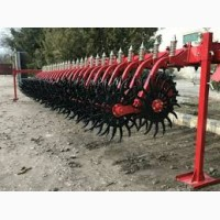 Борона-мотыга ротационная захват 6 метров