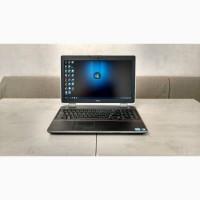 Dell E6520, 15.6#039;#039; FHD, i7-2760QM 4ядра, 8GB, 128GB SSD, Nvidia. Win 10Pro. Перерахунок