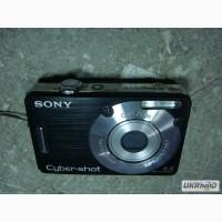 Фотоаппарат SONY DSC-W50 на запчасти