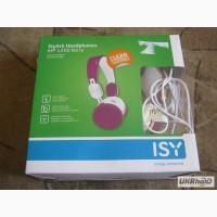 Наушники ISY IHP1200