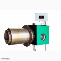 Горелка пеллетная факельная АРВ мощностью до 100 кВт