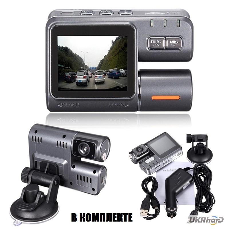 Фото 5. Видеорегистратор автомобильный 1.77 дюйма зкран Full HD 1080 P