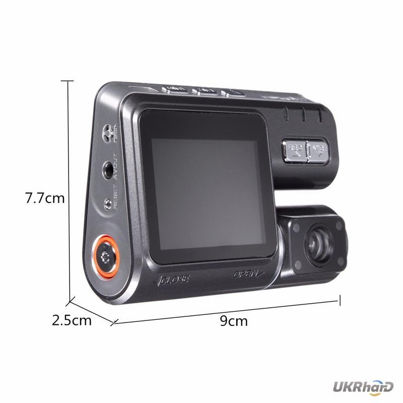 Фото 9. Видеорегистратор автомобильный 1.77 дюйма зкран Full HD 1080 P