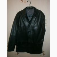 Куртка мужская Christian Berg, натур кожа