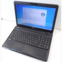 Красивый ноутбук Toshiba Satellite C660 (core i3, 4 гига)