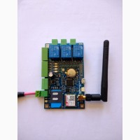 Дистанционно-управляемое реле включения/выключения устройств и оборудования